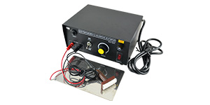 Electrochemical Marking Machine Etching Marks On Any Metal
